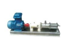 胶体泵,转子泵,浆料泵,气动泵,螺杆泵,乳化均质泵
