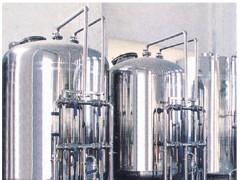 供应机械过滤器