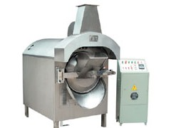 供应自控温旋盖电热 (燃气、燃油)炒药机