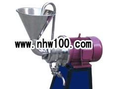 七星化工研磨机械(卧式胶体磨·立式胶体磨·分体式胶体磨)