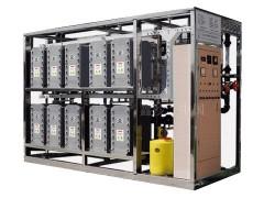 EDI超纯水系统设备,二级反渗透+EDI