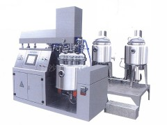 真空均质乳化机组,高剪切,高压乳化设备