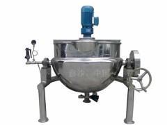 可倾式夹层锅,搅拌夹层锅,电加热夹层锅