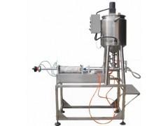 河南油墨灌装机s加热搅拌式灌装机