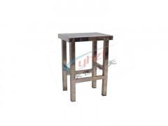 沈阳通化吉林西安石家庄天津不锈钢方凳,不锈钢圆凳,不锈钢桶