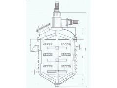 电加热反应釜武汉金榜、电加热反应釜生产厂家