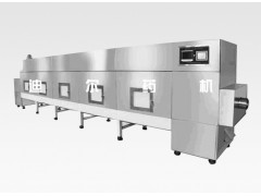 SWG-隧道式多层微波干燥灭菌机