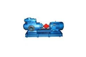 3G系列螺杆泵用途及结构型式
