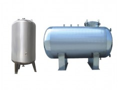 Z G 系列纯化水、蒸馏水储罐