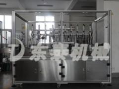 食用油灌装机 |大豆油灌装装机 |花生油灌装机