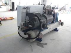螺杆式冷却机组