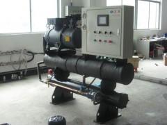 螺杆式低温冷冻机