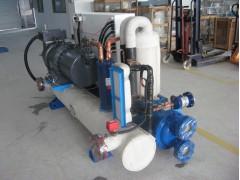 工业螺杆冷水机