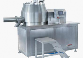 湿法制粒工艺及其设备简析