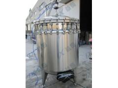 立式 不锈钢 夹层 保温层 高压蒸煮锅
