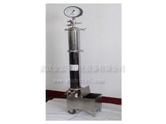 武汉独家供应手动气泡点测试仪|滤芯测试仪