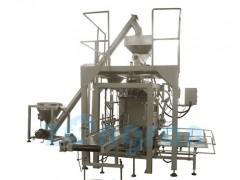 面粉25公斤自动给袋式包装机—ND922