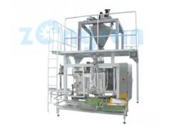 粉料25公斤全自动给袋式包装机—NJS821