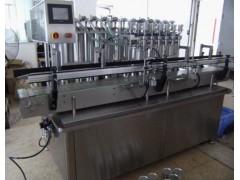 直线式超大灌装量消泡灌装机