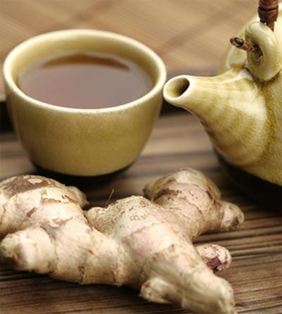 冬季减肥:温暖生姜减肥食谱