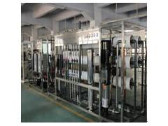 反渗透+EDI+抛光树脂超纯水设备、超纯水设备