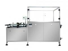 超声波洗瓶机操作过程