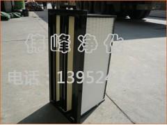 袋式过滤器  空气过滤芯 高效过滤器供应商