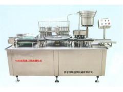 高速 输液瓶灌装轧盖机//恒硕全 自动灌装轧盖机供应商