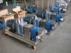 转子泵,胶体泵,打浆泵使用和维护四项原则