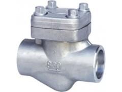 H61H、H61Y 型 800(Lb) 承插焊锻钢止回阀