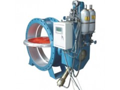 HD7X41X 型PN6~PN16 蓄能器式液控缓闭止回蝶阀