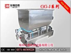 酱类灌装机 香菇酱灌装机 黄豆酱灌装机