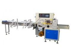 唐山科胜320型枕式面包包装机