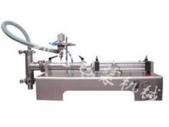 唐山科胜单头液体灌装机 |食用油灌装机