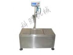 唐山科胜30公斤液体灌装机丨食用油灌装机