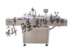 唐山科胜圆瓶贴标机 | 洗手液贴标机