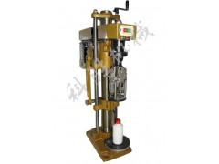 唐山科胜汾酒压盖机|辣椒酱锁口机|铝盖压盖机