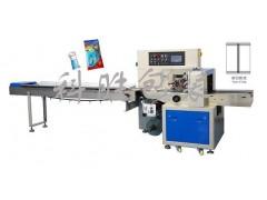 承德科胜350枕式方便面包装机,馍干包装机