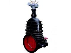 Z941T电动明杆楔式铸铁闸阀